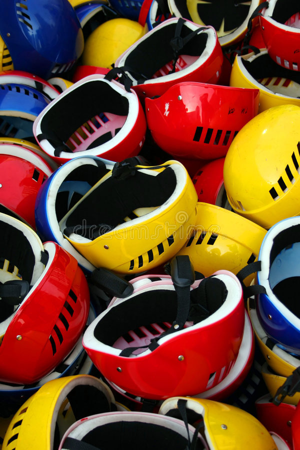 Download Helmets stock image. Image of protect, game, play, colorful - 407927