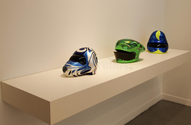 Download Helmets Patricia Piccinini Arter Editorial Photography - Image: 21013252