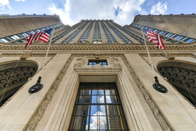 Helmsley budynek, Nowy Jork obraz royalty free