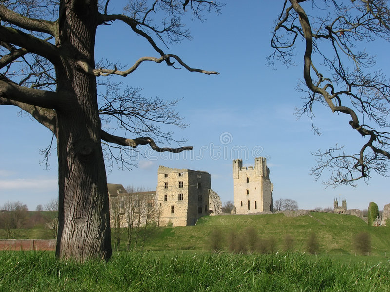 Helmsley countryside stock images