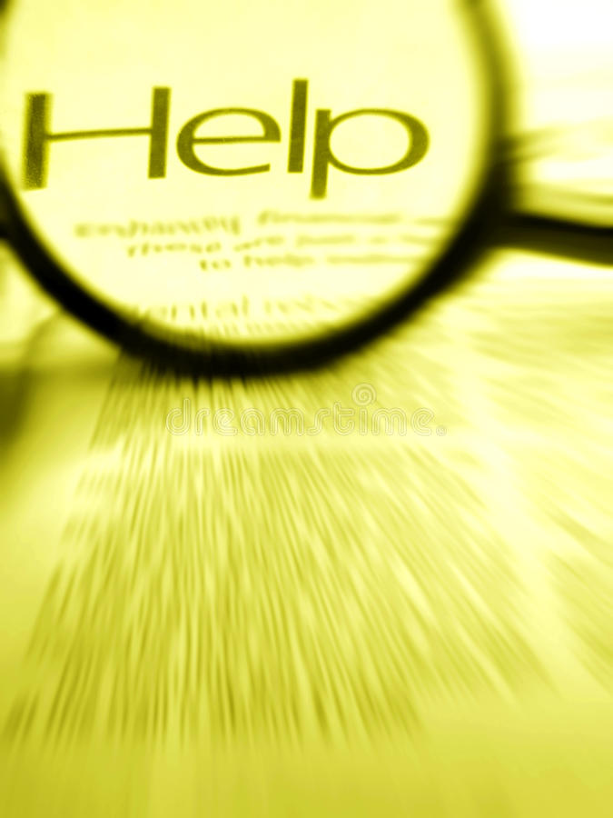 Download Help stock photo. Image of helpful, customers, magnifier - 9588888
