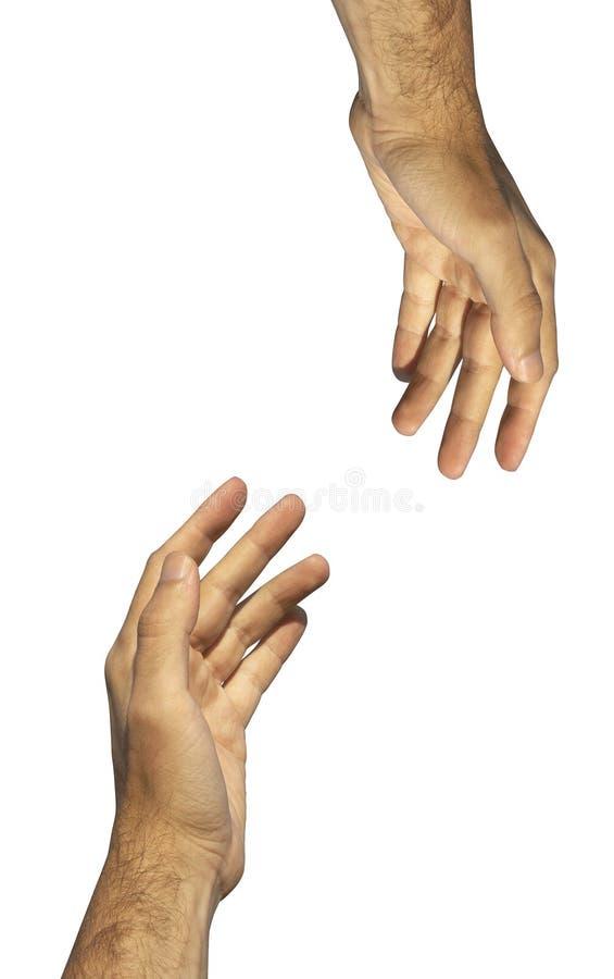 Help (hands Concept) Stock Photo