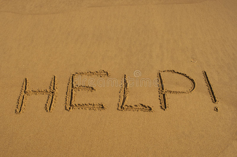 Download Help! stock image. Image of writing, drawing, foam, help - 35283181