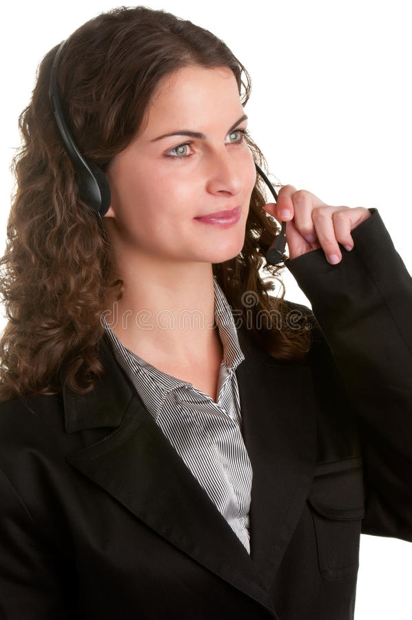 Download Help Line stock photo. Image of face, secretary, confident - 31114336