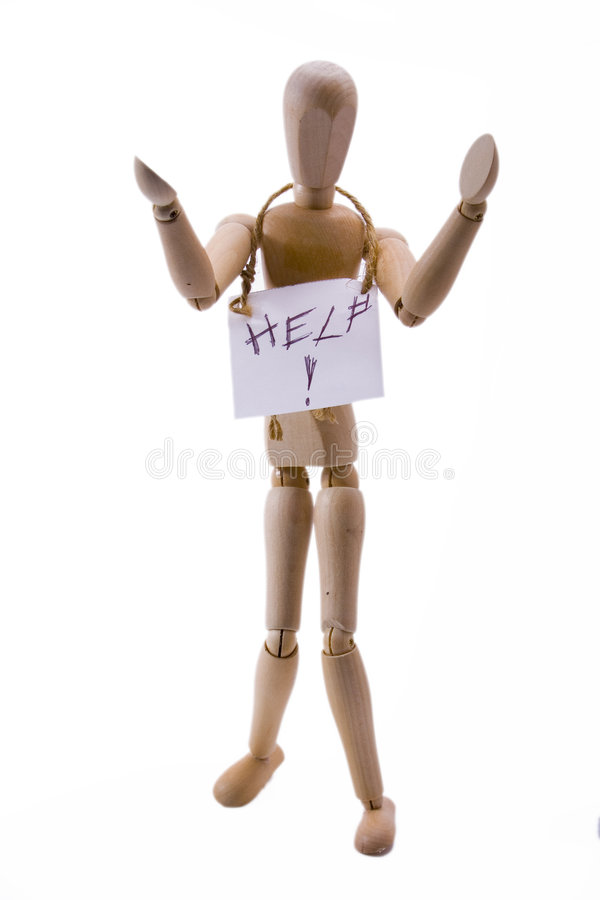 Download Help me please. stock image. Image of failure, abstract - 5265357