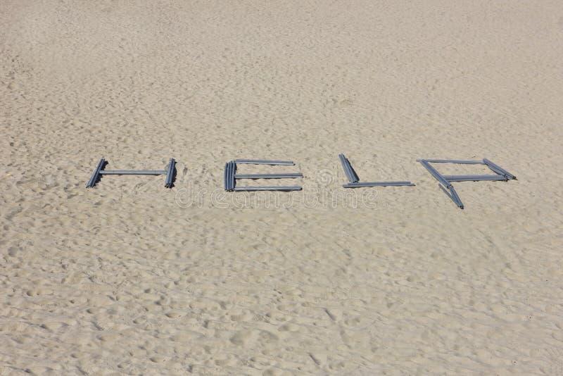 Download Help messagem stock image. Image of pattern, sandy, desert - 11532715