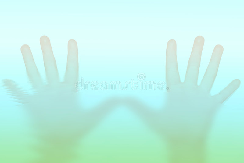 Download Help nature. stock illustration. Image of finger, abstract - 4042699