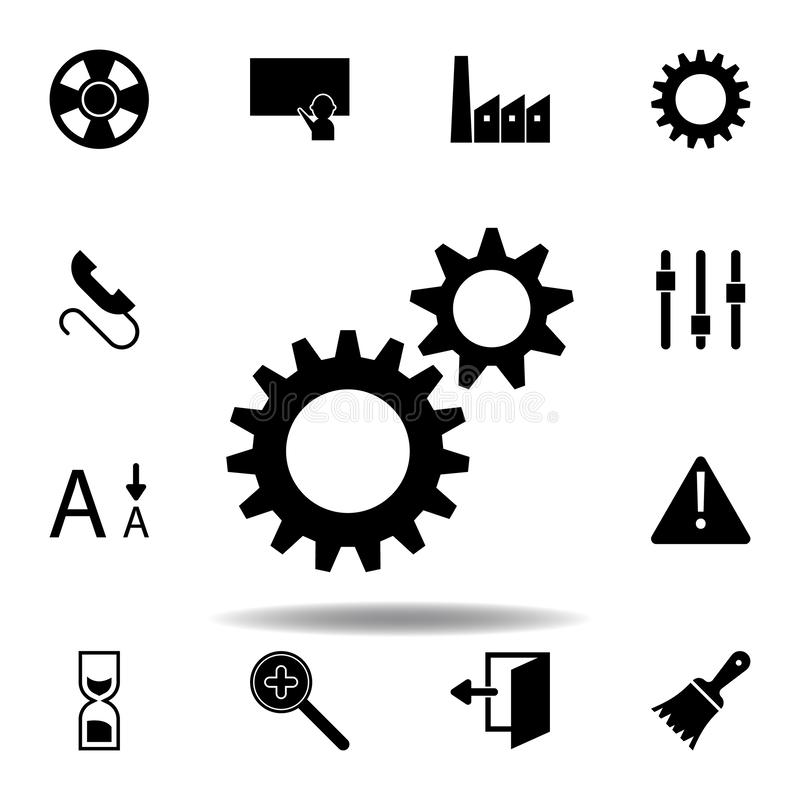 Help, rescuing icon. Signs and symbols can be used for web, logo, mobile app, UI, UX royalty free illustration