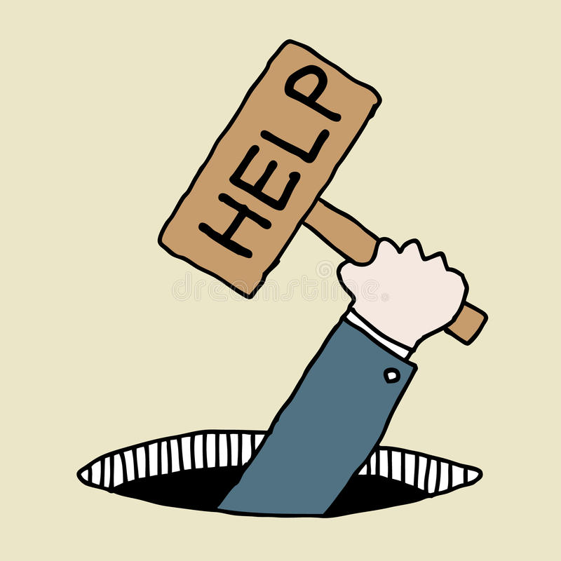 Download Help Sign Royalty Free Stock Photography - Image: 32827637