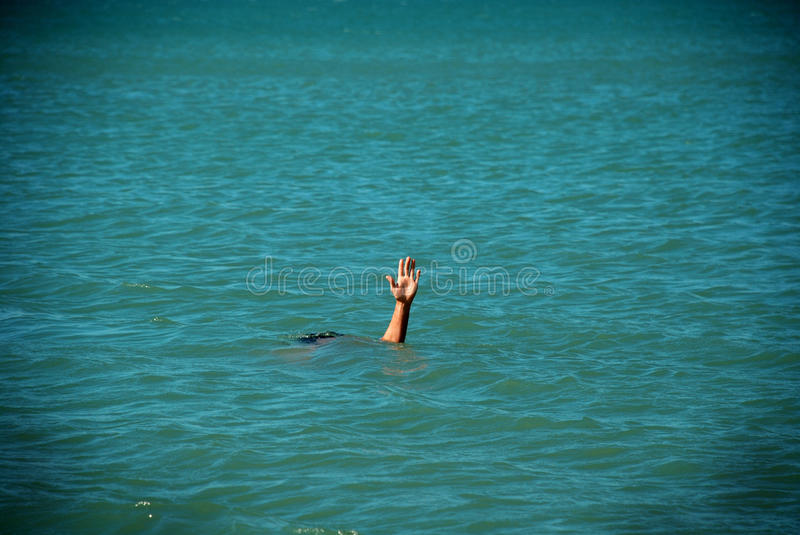 Download Help sos stock photo. Image of rescue, sinking, death - 16842728