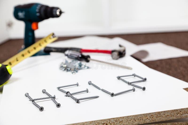 Download Help stock photo. Image of measure, repair, furniture - 32545312