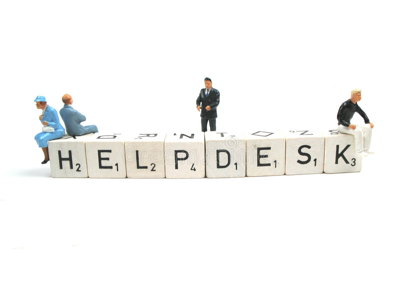 helpdesk zdjęcie royalty free