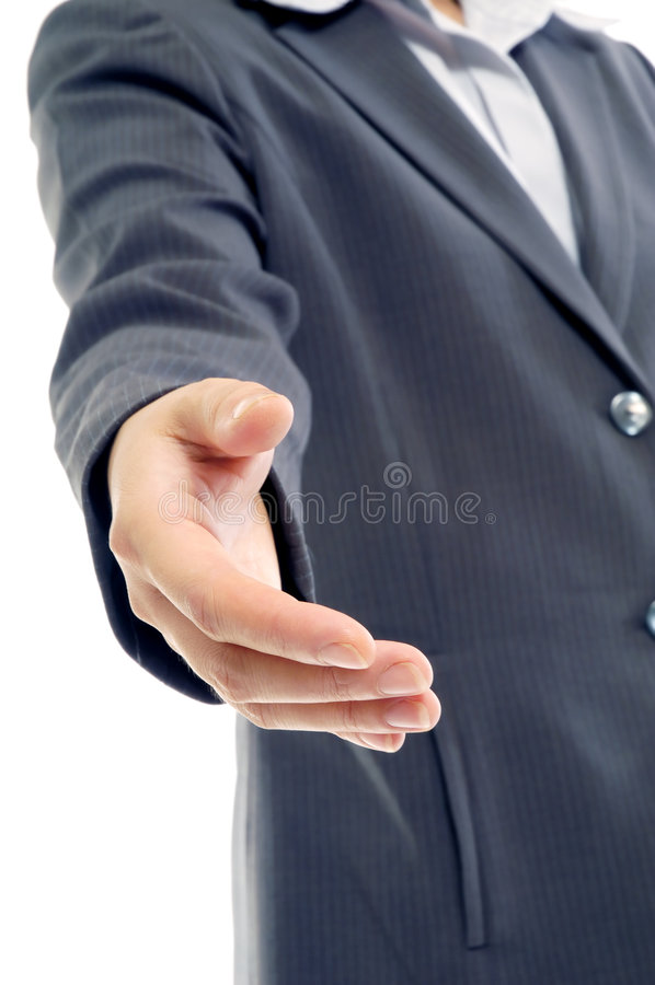 Download Business Handshake stock photo. Image of hand, friendship - 3846540