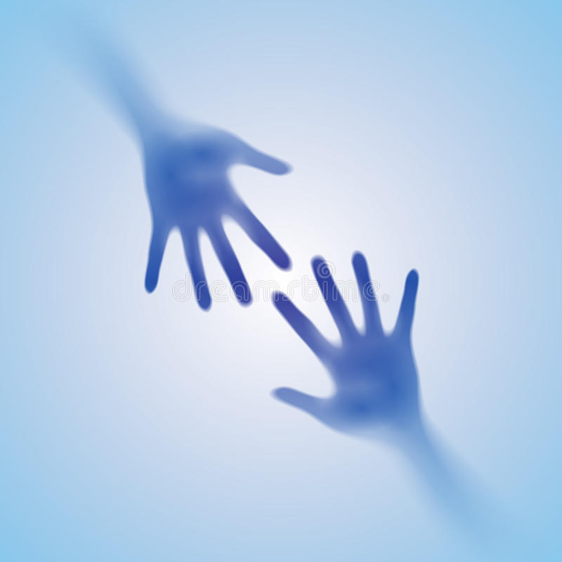 Helping Hand Stock Photography