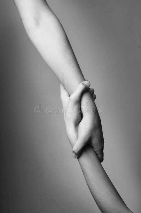 Free Helping Hands Stock Photography - 11874292