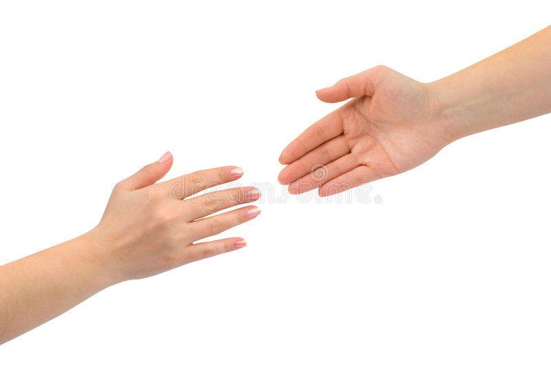 Download Helping Hands Royalty Free Stock Photography - Image: 8385547