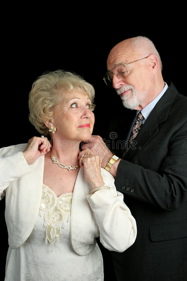 Download Helping Her Get Ready stock image. Image of married, golden - 1163597