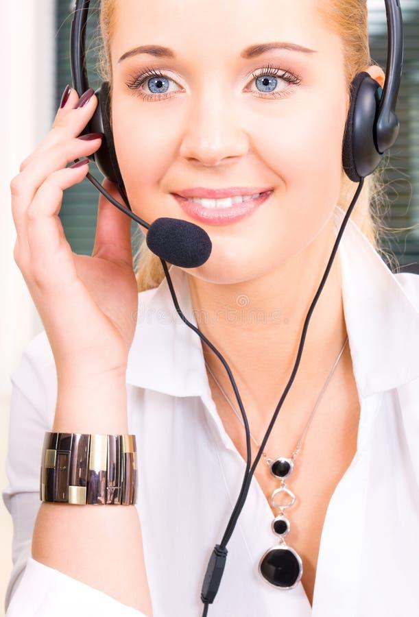 Helpline royaltyfria bilder