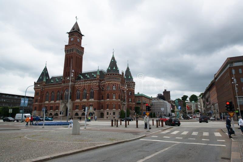 Helsinborg, Suecia imagenes de archivo