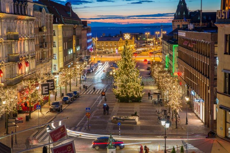 Helsingborg imágenes de archivo libres de regalías