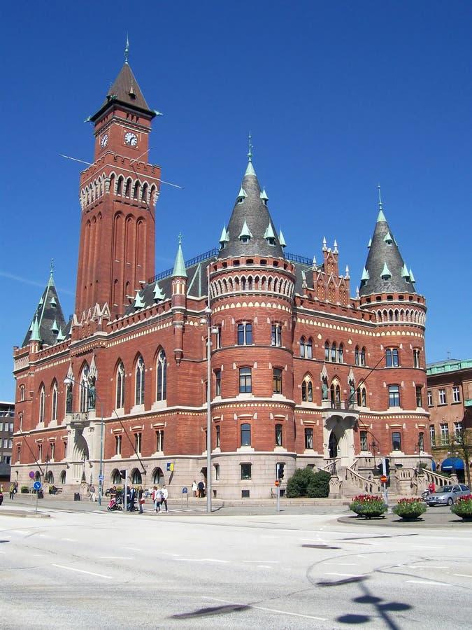 Helsingborg 89 foto de archivo libre de regalías
