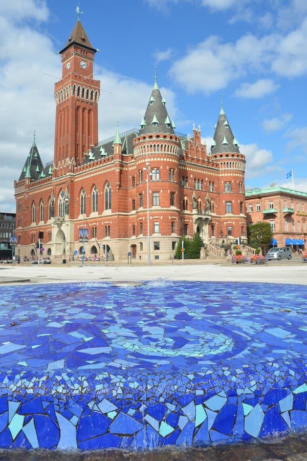 Free Helsingborg Architecture Royalty Free Stock Image - 44729686