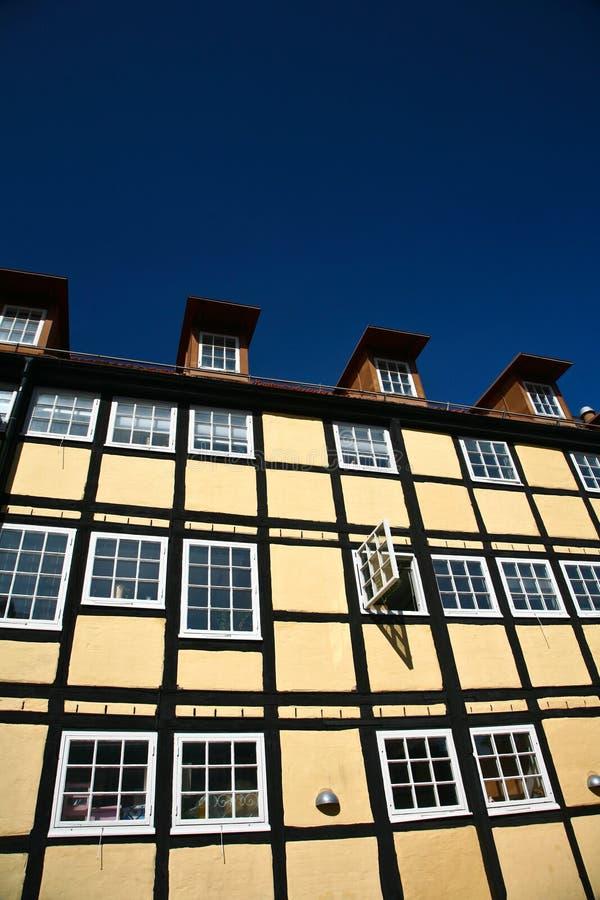 Helsingborg in Svezia fotografia stock