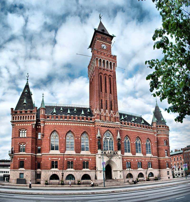 Free Helsingborg Town Hall Stock Photos - 16576783