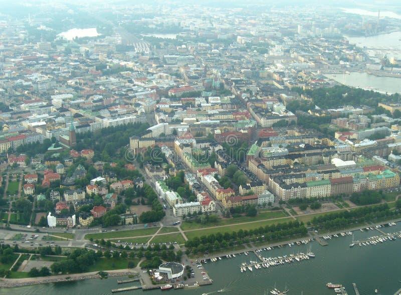 Helsingfors Finland royaltyfri fotografi