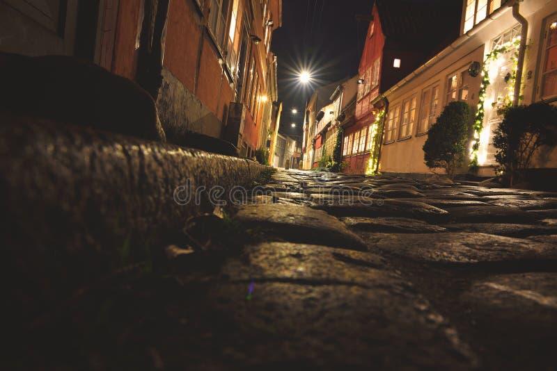 Helsingor em Dinamarca imagens de stock