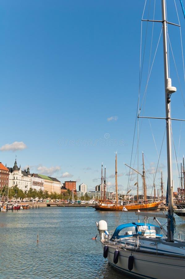 Helsinki. stock photos