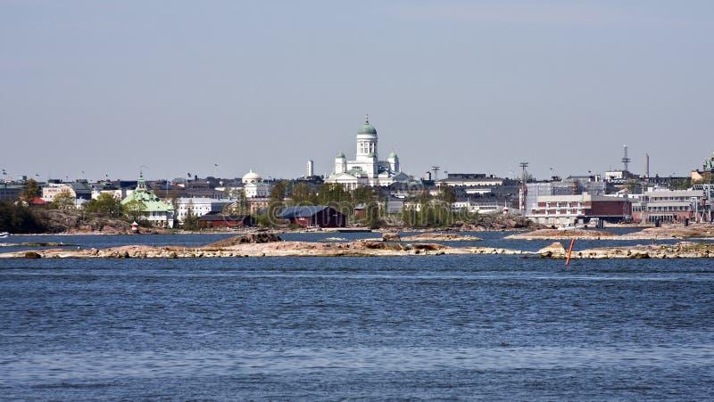 helsinki стоковая фотография rf