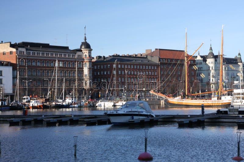 Helsinki stockfotografie