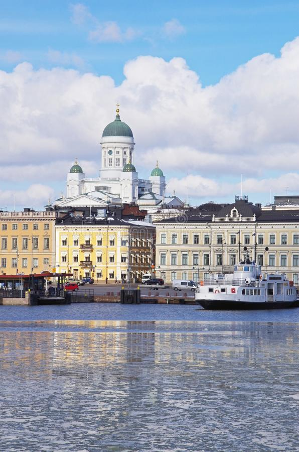 Helsinki royalty free stock photos