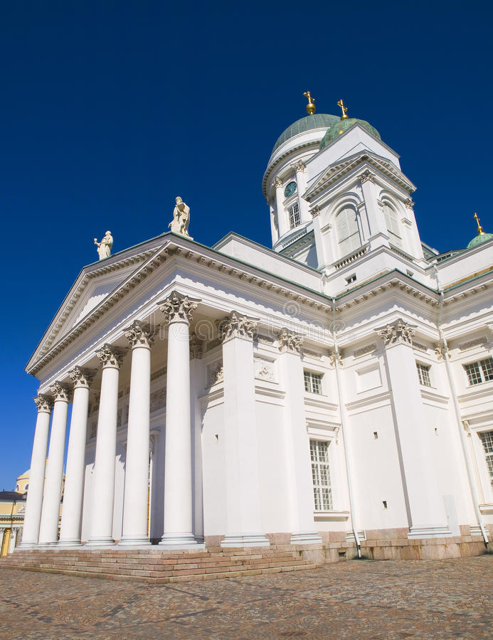Download Helsinki Cathedral stock photo. Image of structure, religion - 26527206