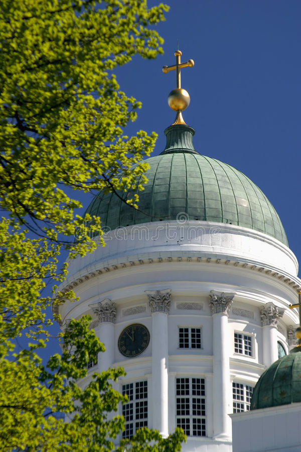 Download Helsinki Cathedral stock photo. Image of europe, religion - 273554