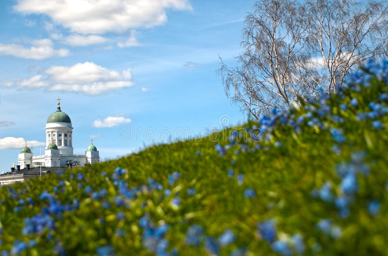 Download Helsinki Cathedral (Finland) Royalty Free Stock Image - Image: 14278686