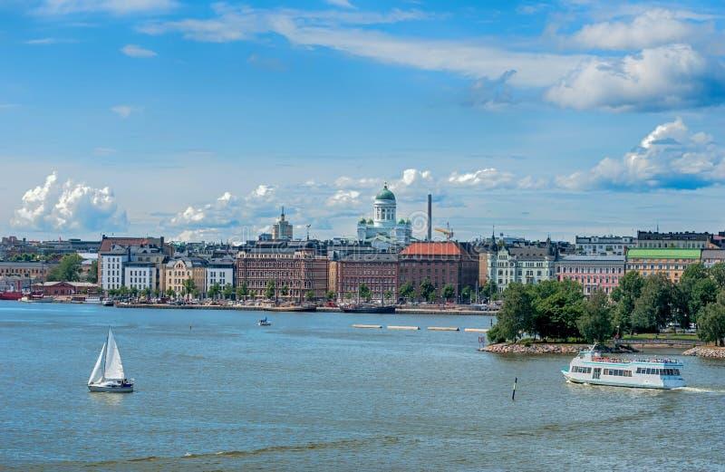 Helsinki. Finland. Stock Photo