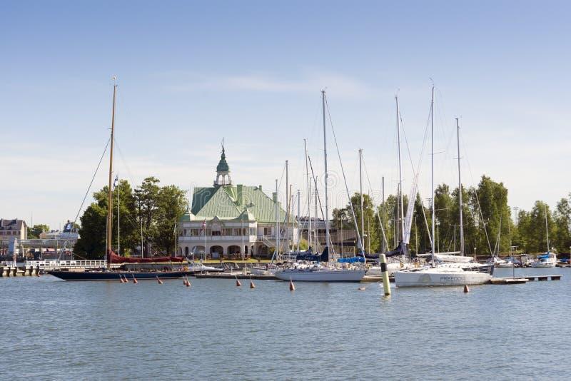 Helsinki Finland stock foto