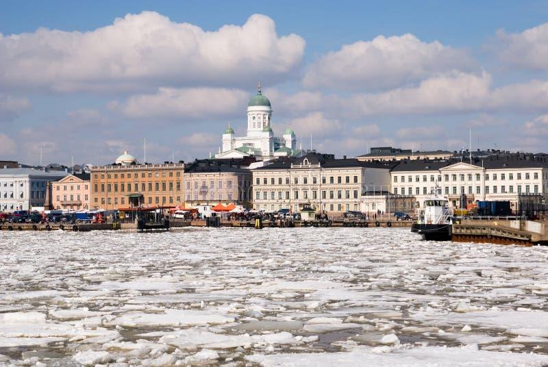 Helsinki. Finlandia. fotografía de archivo libre de regalías
