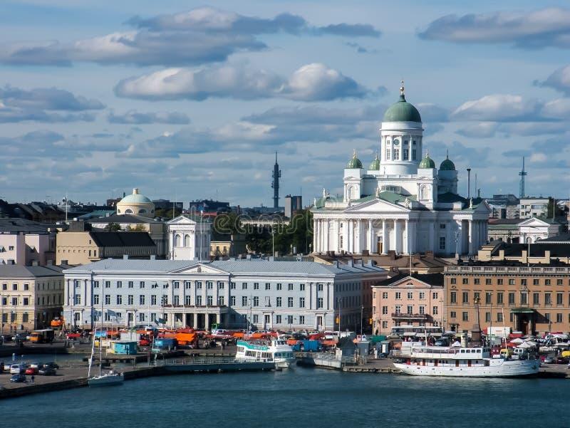 Helsinki, Finlandia zdjęcia royalty free