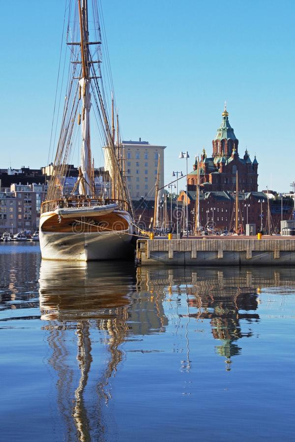 Helsinki Finlandia imagen de archivo