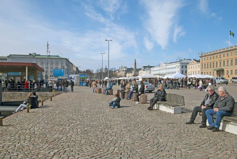 Helsinki. Finnland stockbilder
