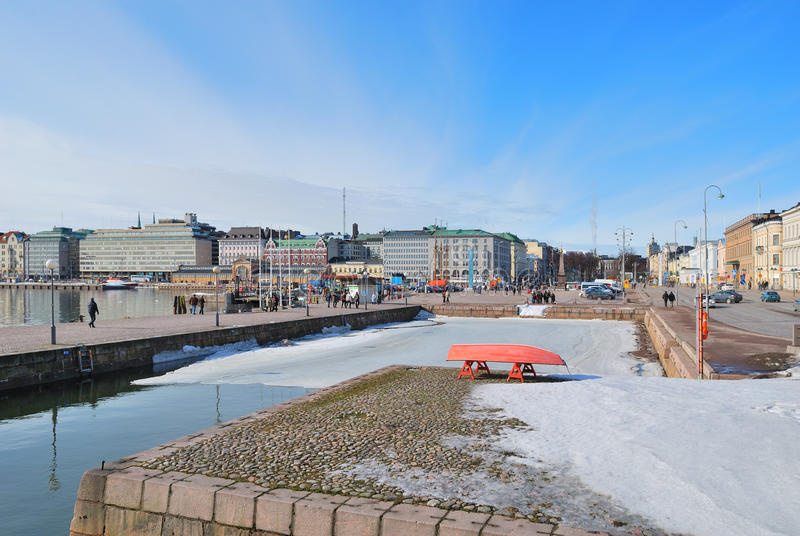 Helsinki, Finnland lizenzfreie stockfotos