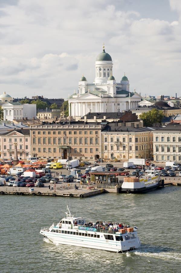 Helsinki-Hafen stockbilder