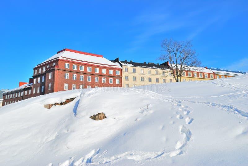 Download Helsinki. Winter Rocky Cityscape Stock Photo - Image: 22880278