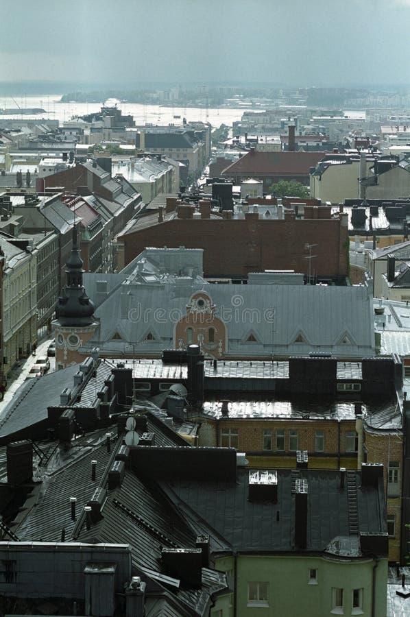 Helsinky scape