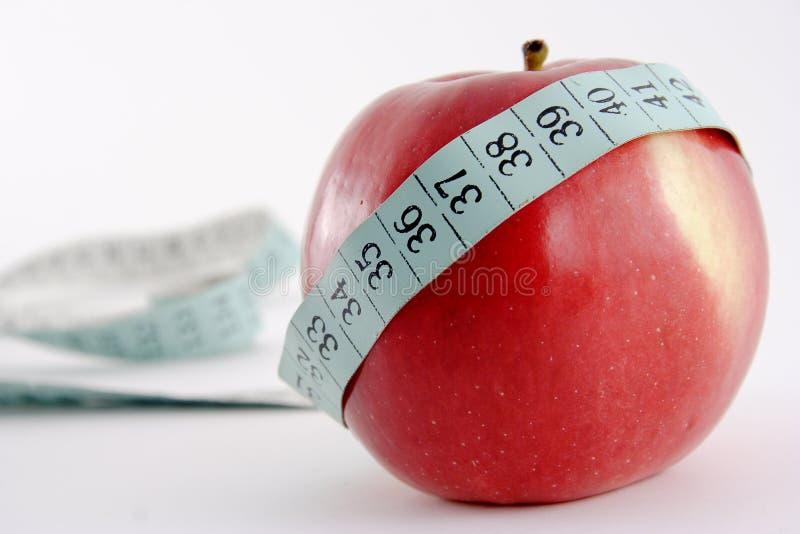 Download Helt äpple arkivfoto. Bild av kulinariskt, övning, läkarundersökning - 280012