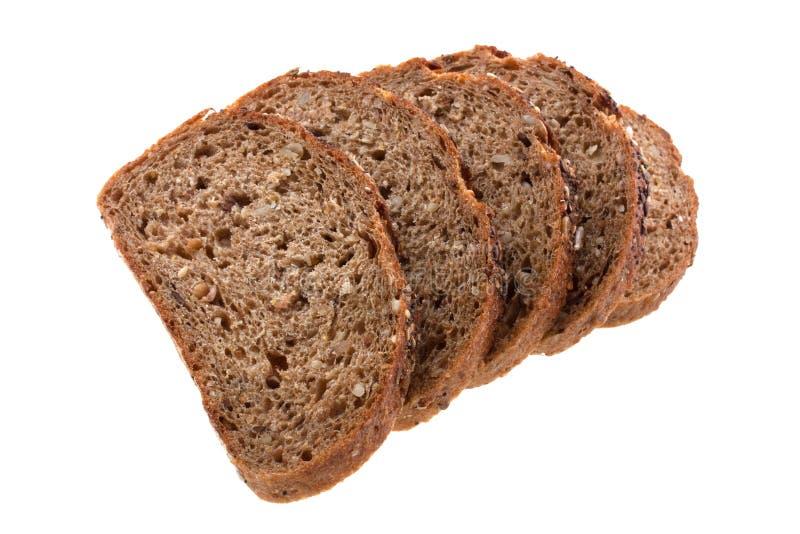 helt brödkorn arkivbilder