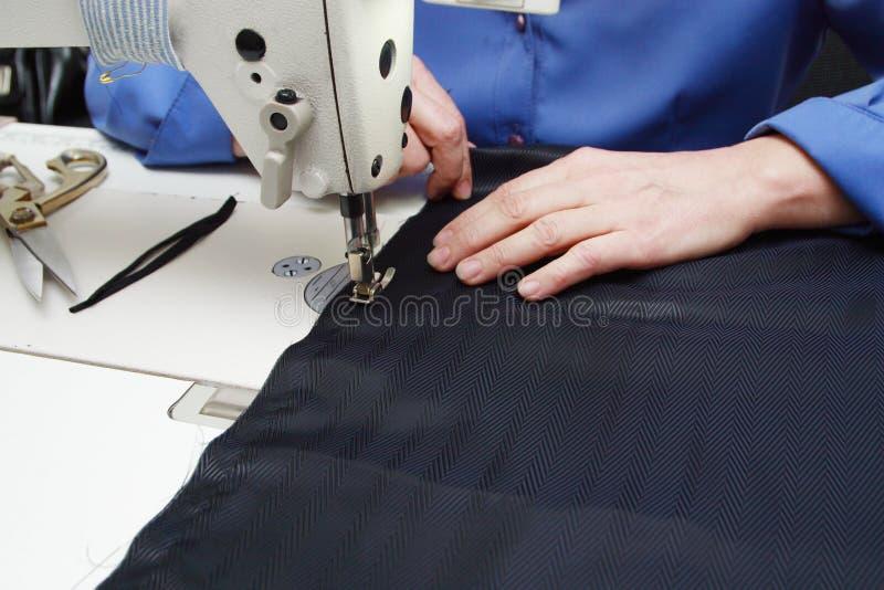hem φορεμάτων στοκ φωτογραφία με δικαίωμα ελεύθερης χρήσης